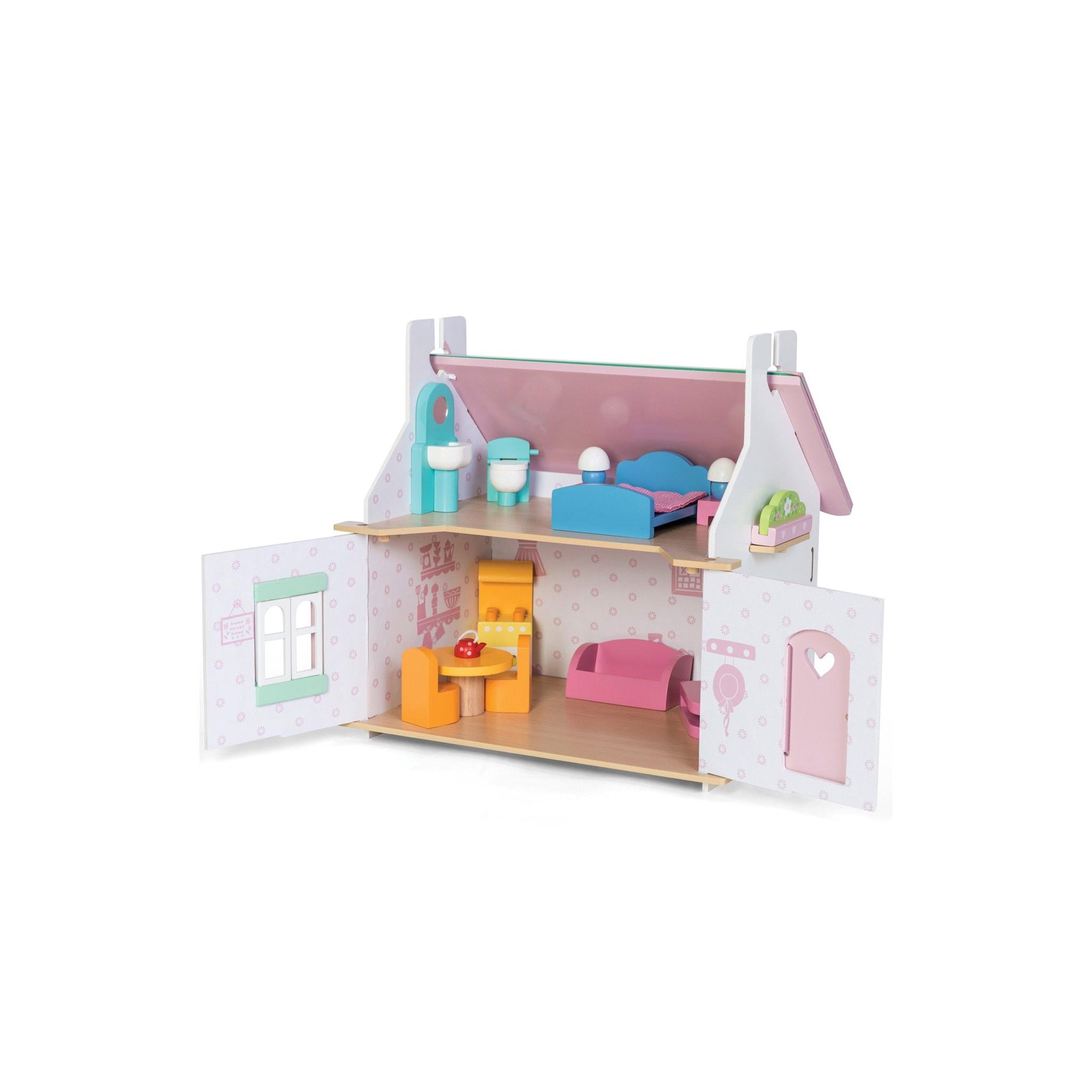 Lily's cottage poppenhuis