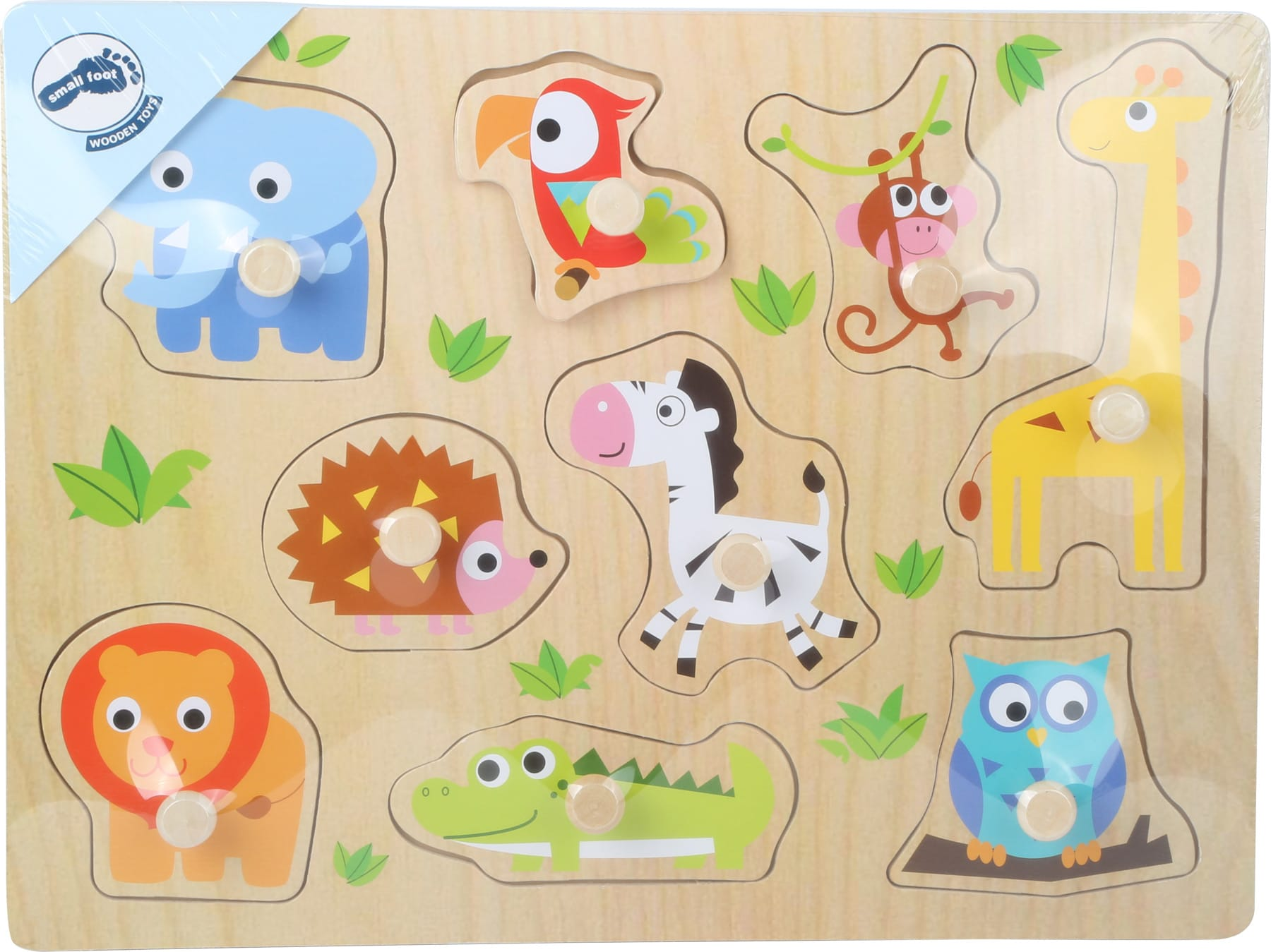 puzzel zoo