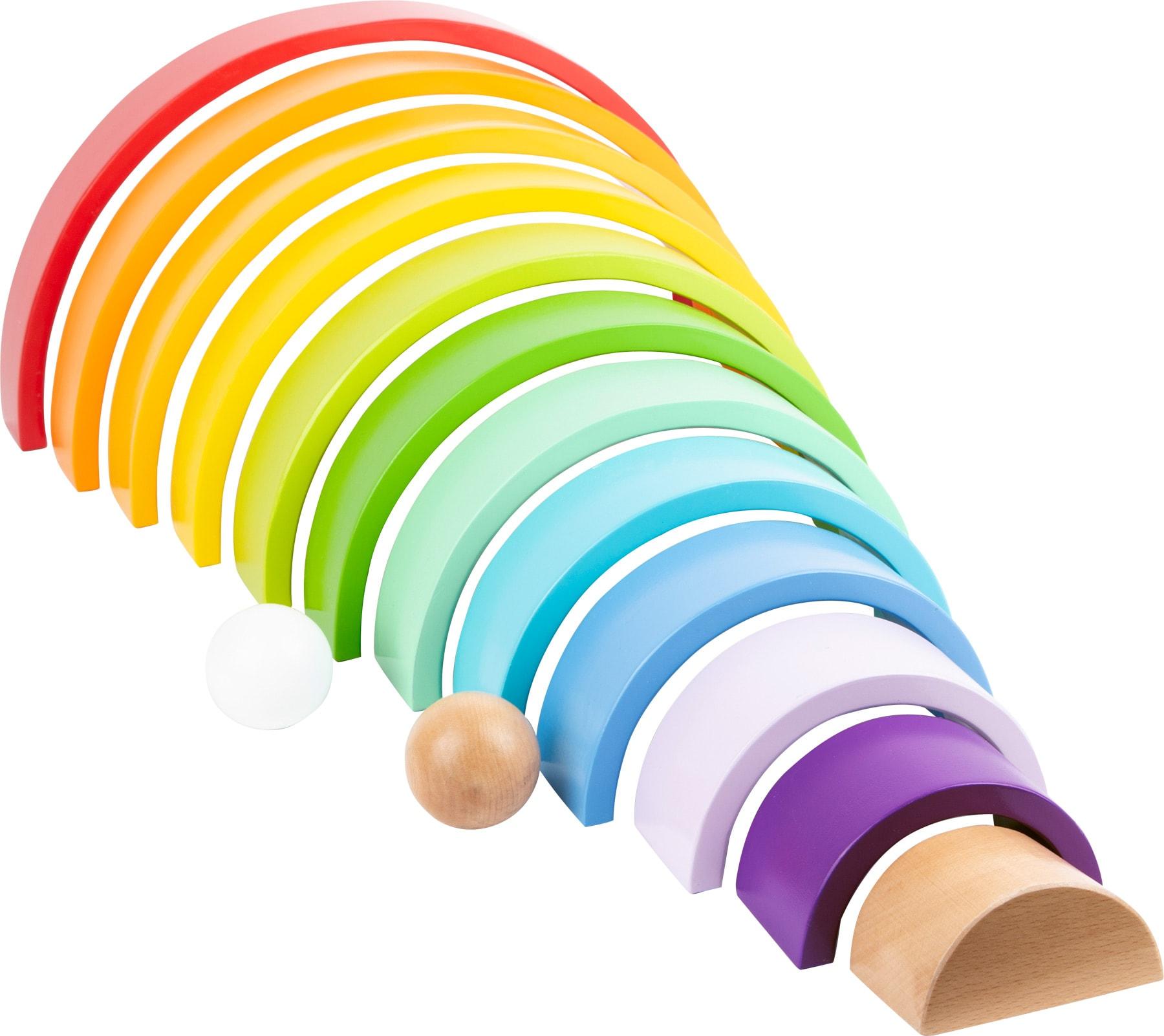 houten regenboog xl